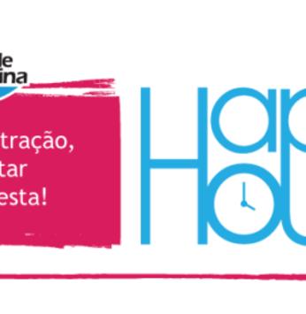 Veja como foi o primeiro Happy Hour do Terras de Sta. Cristina III