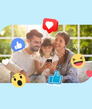 A Riviera de Santa Cristina II está nas redes sociais