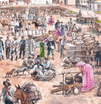 Feira de Muares impulsionou a região
