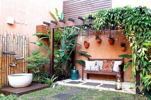 Acessibilidade em jardins