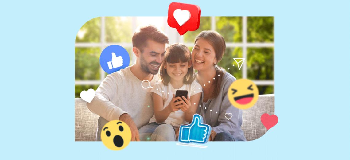 Os empreendimentos da Momentum estão nas redes sociais