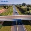 Vocês também têm um viaduto com o nome de vocês? A @rivierdadesantacristina2 tem 💁