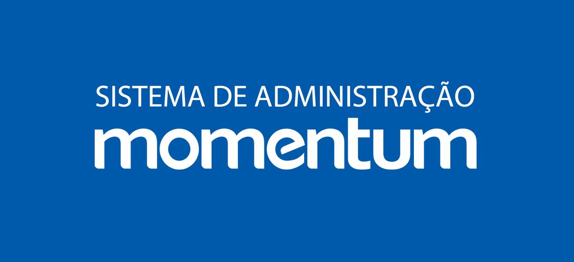 Sistema de Administração Momentum