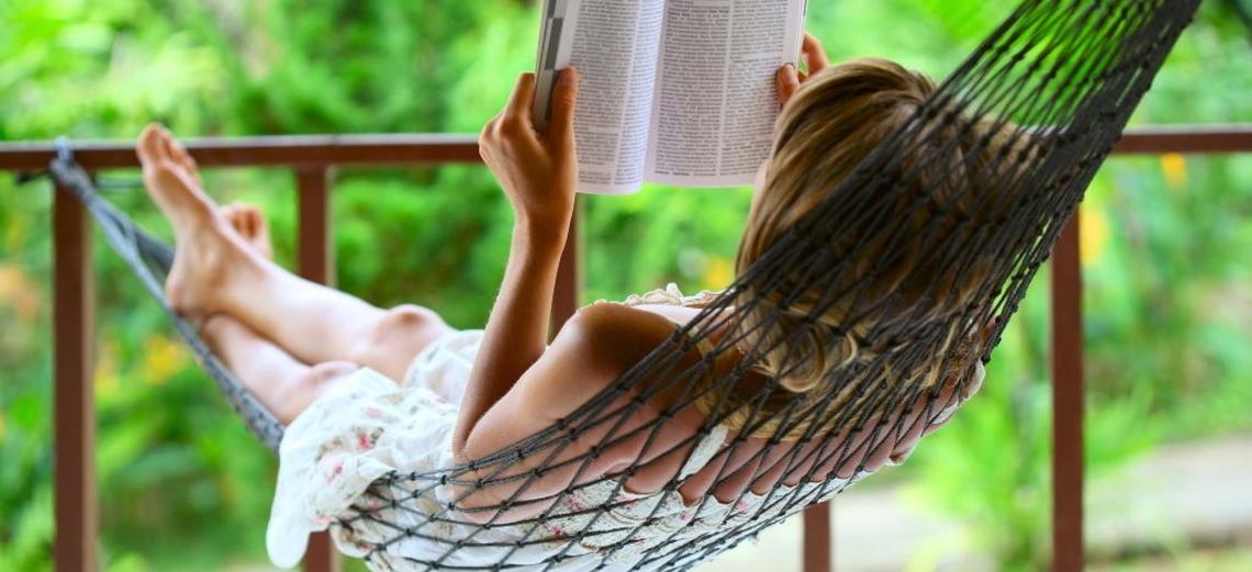 Dicas para você relaxar no quintal da sua casa durante as férias