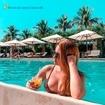 Tudo que eu precisava para ser feliz hoje: sol, a piscina do Iate XIII e um drink na mão ☀️💦🍹 #tbt 📸: @lauratfernandess