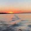 Não me leve a mal, me leve para ver o pôr do sol da Riviera I 🌊🌅 ⠀ 🎥: @karol_dantas6