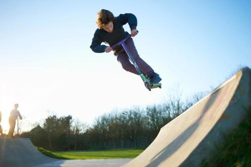 Patinete: Esporte radical ou meio de transporte?