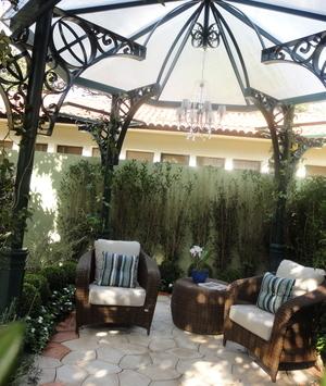 Gazebo: uma área de lazer aconchegante no seu jardim