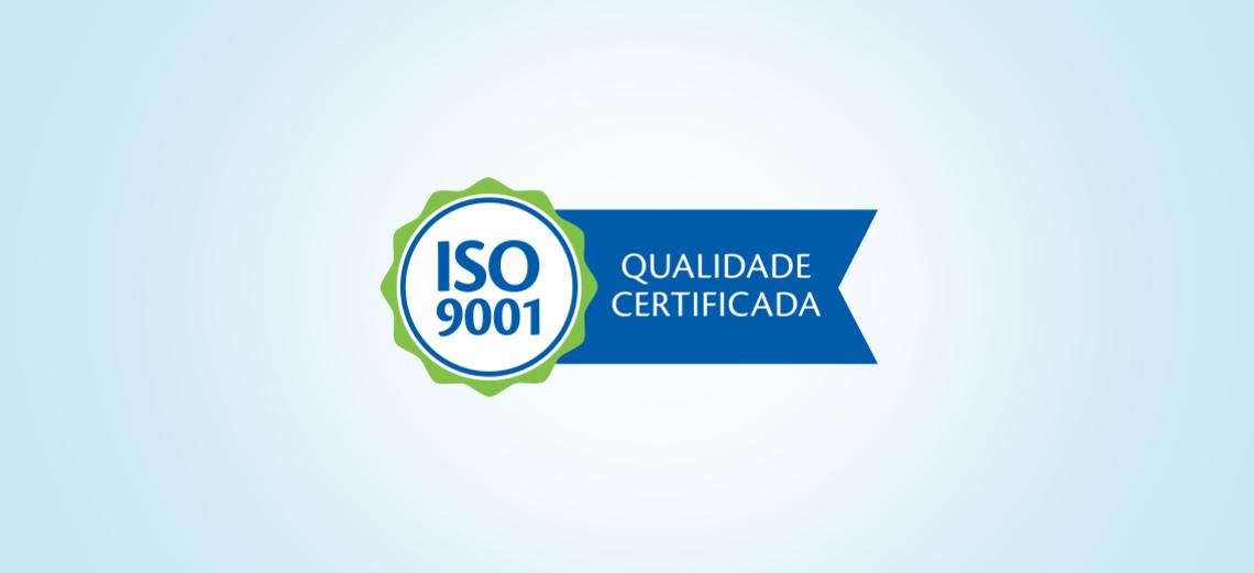 Momentum conquista certificação ISO 9001