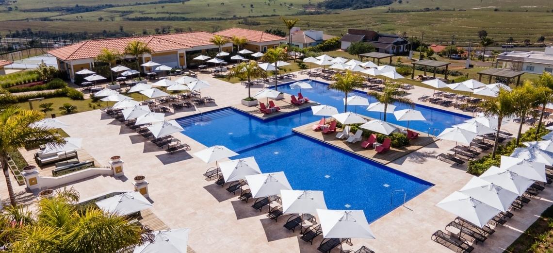Clube de Campo Ninho Verde II terá piscina infantil