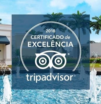 Green Village Hotel e Restaurante conquista Certificado de Excelência TripAdvisor