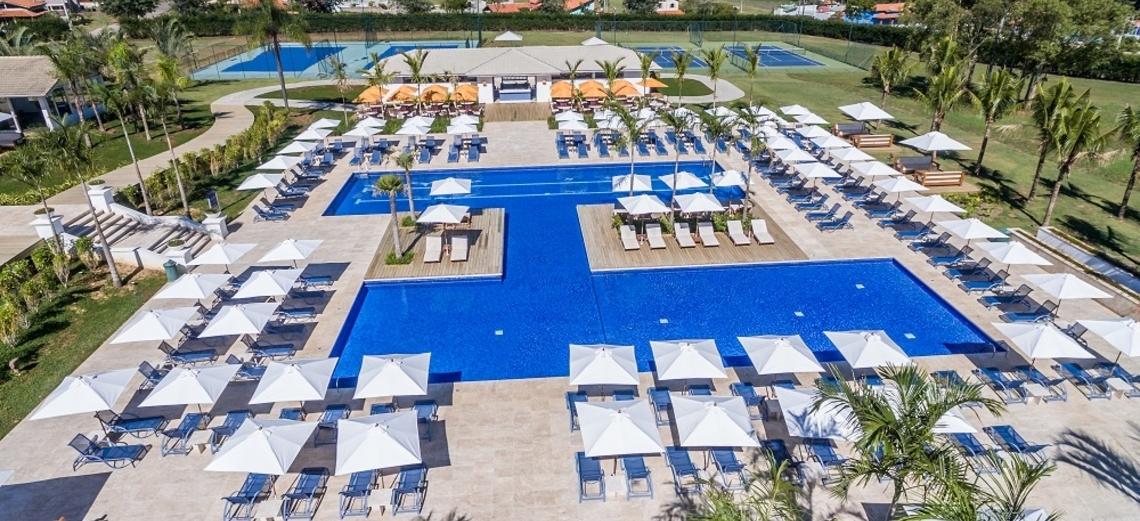 Clube de Campo Ninho Verde I: agora mais moderno e com maior capacidade