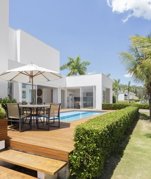 Casas do Hotel Green Village