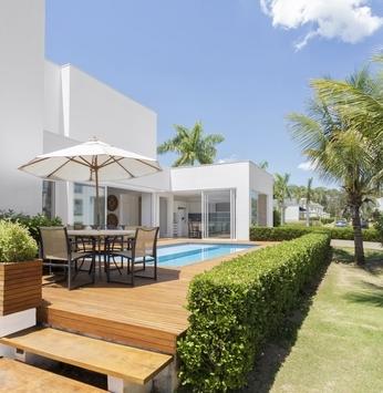 Casas do Hotel Green Village