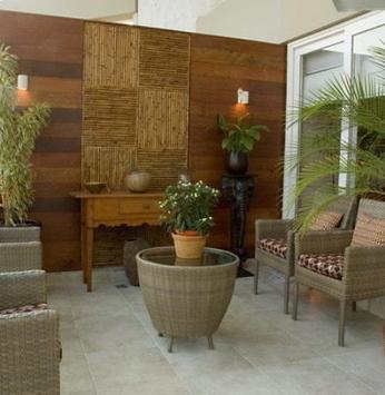 Bambu, decoração ecológica e versátil