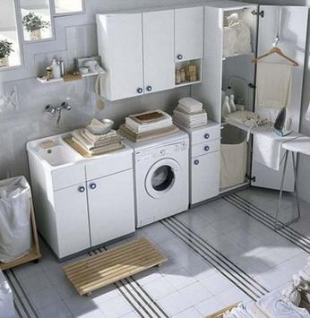 Como decorar a lavanderia com praticidade