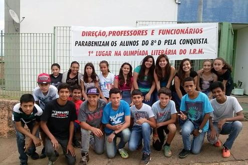 Alunos de Paranapanema vencem as Olimpíadas Literárias
