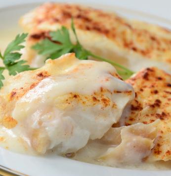 Bacalhau com natas: receita para a Páscoa em família