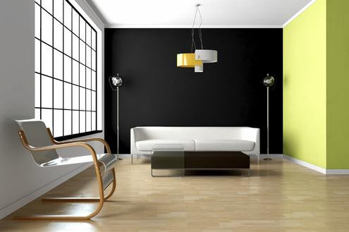 Piso laminado: uma opção bonita e sustentável para sua casa