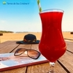 Um drink no capricho 🍹 A vista da Represa Jurumirim 🌊 A tranquilidade do Santa V 💛 O que mais você precisa nesta sexta-feira? 😎