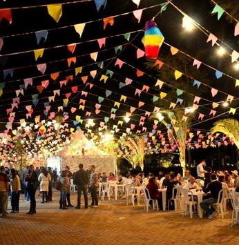 Festa Julina no Santa Bárbara Resort Residence