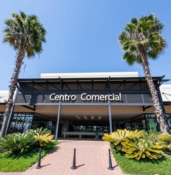 Centro Comercial do Ninho Verde II: sinônimo de comodidade
