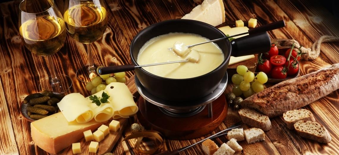 Green Village oferece fondue durante o inverno