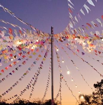 Festa Julina faz a alegria dos proprietários do Terras de Sta. Cristina