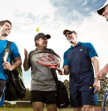 A importância da prática do tênis