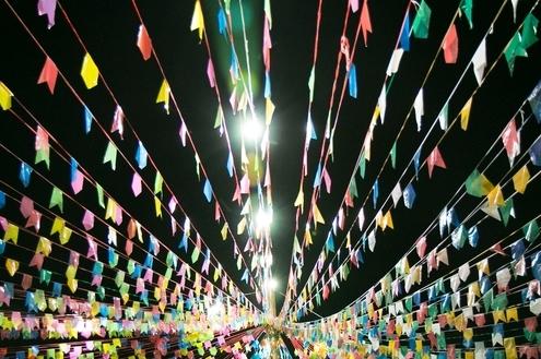 Que festança, sô! Festa Julina anima o Santa Bárbara