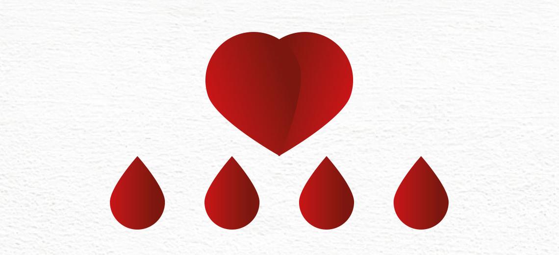 Junho vermelho enfatiza urgência de doar sangue na pandemia
