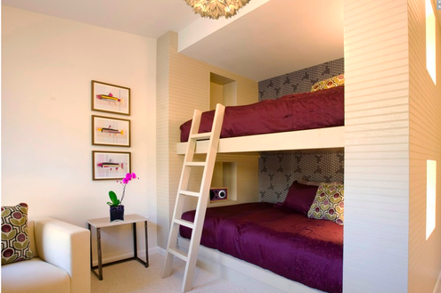 Beliche: mais do que uma opção para quartos pequenos