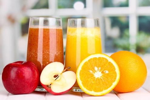Delícias de sucos e vitaminas