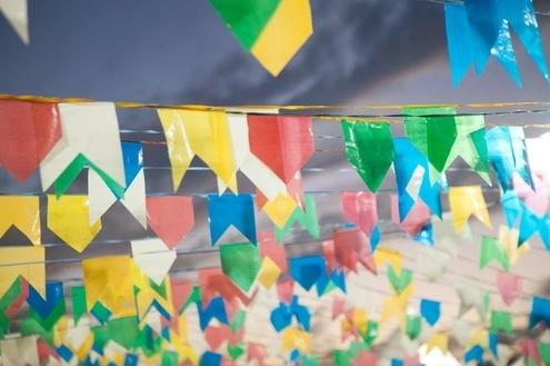 Preparem-se! Está chegando mais uma Festa Julina no Ninho Verde I