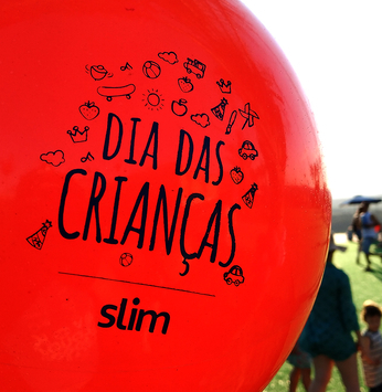 Dia das Crianças com festa pra lá de animada na Riviera de Santa Cristina XIII!
