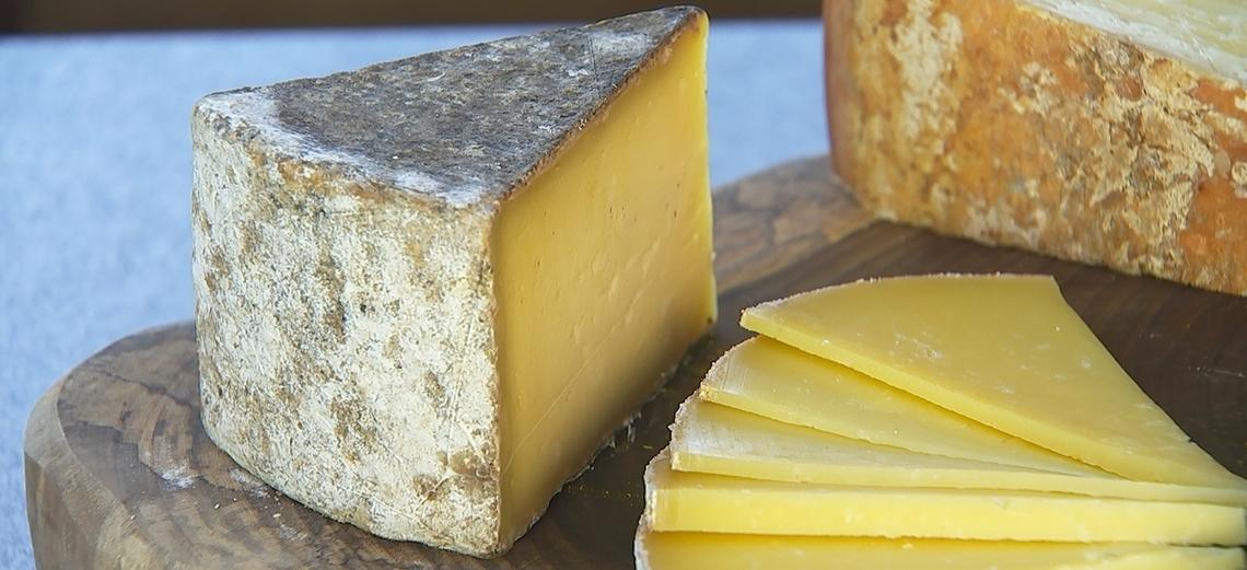 VOCÊ SABIA? Alguns dos melhores queijos do mundo são fabricados perto do Santa Bárbara