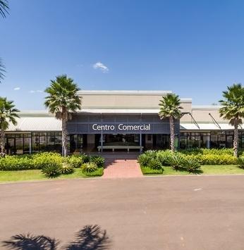 Centro Comercial se consolida e valoriza o Ninho Verde II