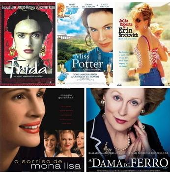 Dicas de filmes: mulheres que marcaram época