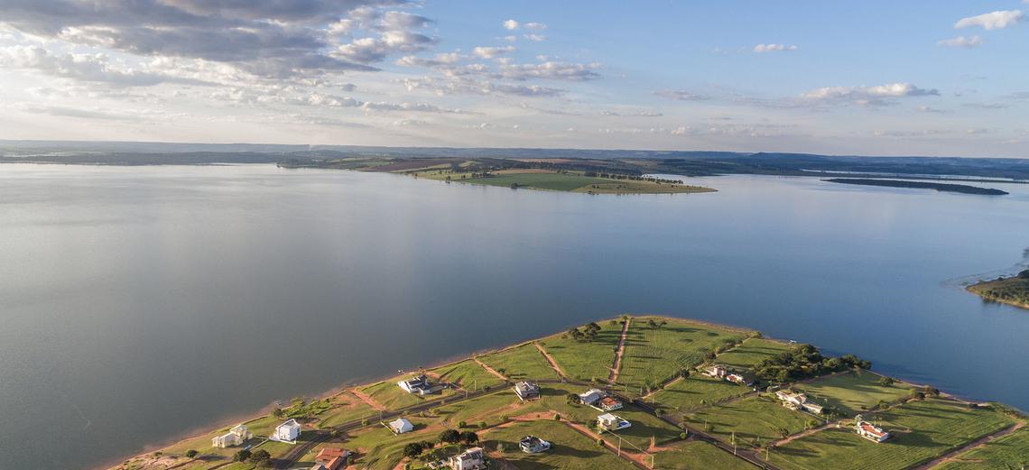 Chuvas de verão ajudaram a recuperar nível da Represa Jurumirim