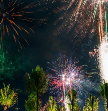 Réveillon é comemorado com grandes festas nos empreendimentos da Momentum