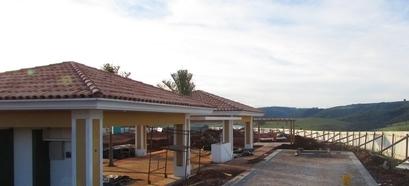 Obras do Clube de Campo Ninho Verde II avançam em ótimo ritmo