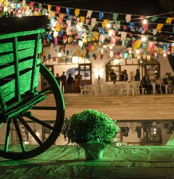 Terras de Sta. Cristina V promove divertida Festa Julina