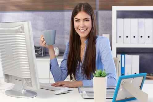 Seja mais feliz no trabalho