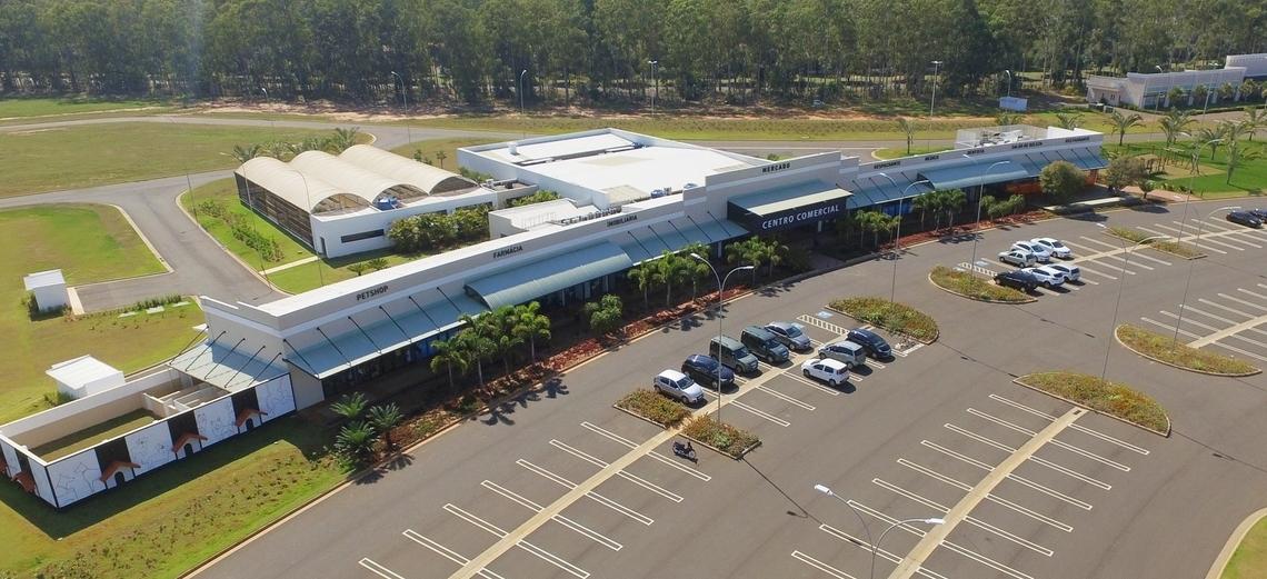 Centro Comercial do Plaza Santa Bárbara ganha restaurante