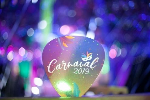 Folia de Carnaval no Ninho Verde I