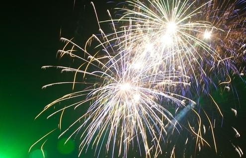 Santa Bárbara vibra boas energias na festa da virada
