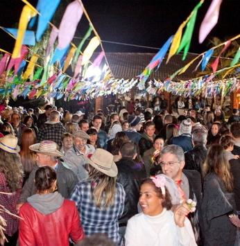 Alegria e diversão marcaram a Festa Julina no Ninho Verde Eco Residence