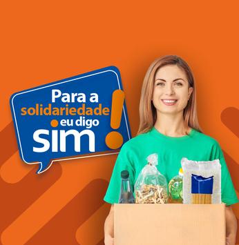 SLIM e Momentum promovem ação solidária