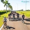 Se a vida é como andar de bicicleta como dizem, tudo que eu quero é voltar a viver com os meus passeios ciclísticos 😭 🚲 Quem tem saudade de ganhar camiseta nova do SLIM levanta a mão! 🙋♂️