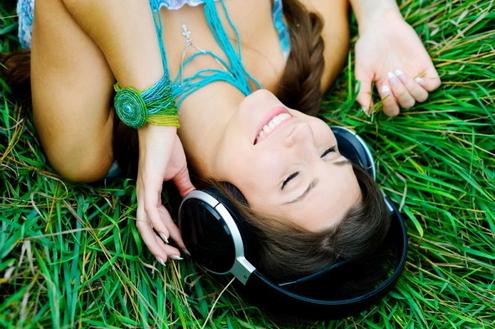 O bem-estar da musicoterapia